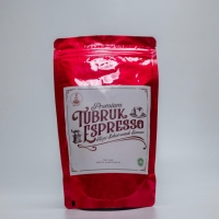 Premium Tubruk Espresso, Koffie Prabu