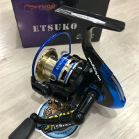 FUGU ETSUKO 6000 SPINNING REEL