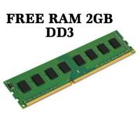 FREE RAM 2GB DDR3