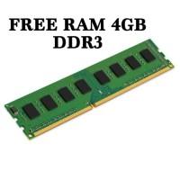 FREE RAM 4GB DDR3