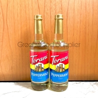 Syrup Peppermint / Sirup Peppermint 750ML - Torani Brand