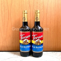 Syrup Blue Raspberry / Sirup Blue Raspberry 750ML - Torani Brand