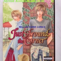 Komik: JUST AROUND THE CORNER // BRAND NEW! IMPORT! INGGRIS,Toko Kawai