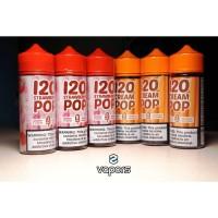 120 Cream pop by Mod Hatter juice-120