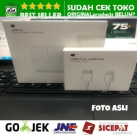 CHARGER 30w kabel usb c lightning iphone 11 XI XII xs pro max 12 X 13