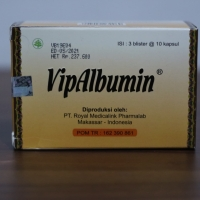 VipAlbumin Kapsul