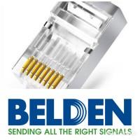 Belden RJ45 Cat5E Konektor Connector Original Ori