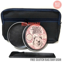 STARTLEY BREWING POMADE EXTRA HEAVY OIL BASED FREE CLUTCH BAG 100g