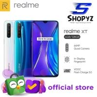 REALME XT 64MP QUAD CAMERA - 4GB 128GB - 4/128 - GARANSI RESMI REALME