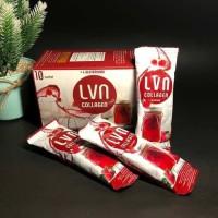 Lvn Collagen Asli ( Garansi Original ) 1 box isi 10 sachet