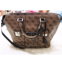 GUESS Reveal Box Satchel (Preloved)