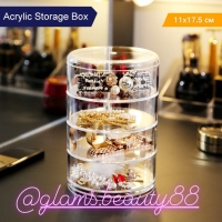 Acrylic Storage Box Accessories