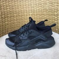 Sepatu Nike Air Huarache Women Black