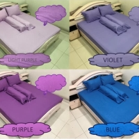 Quilt Cover Polos Emboss 210x220 King Size