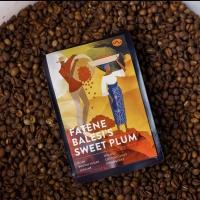 Fatene Balesi's Sweet Plum 200 gram Roasted Beans Specialty Coffee