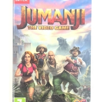 Switch Jumanji the Video Game Europe Version