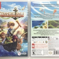 Switch Stranded Sails Explorer of the Cursed Island US Version