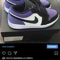 air jordan court purple