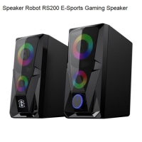 Speaker Robot RS200 / Speaker Multimedia Bass