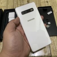 Samsung Galaxy S10 Plus 8/512GB Ceramic White Edition - SEIN - Likenew
