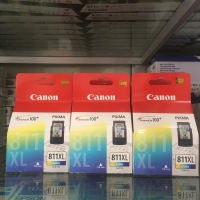 Tinta Cartridge Canon 811XL Colour Original