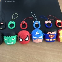 Airpods Case Lucu/Airpods Case marvel/Airpods case silicon