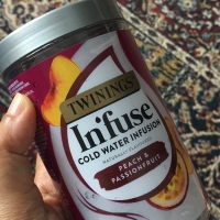 Twinings Aussie Infuse peach