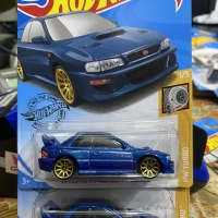 Hotwheels '98 Subaru Impreza 22B STi-Version