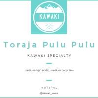 Biji Kopi Specialty Arabica Toraja Pulu Pulu 250 gram