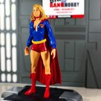 DC DIRECT ACTION FIGURE Alex Ross JUSTICE SERIES 8 SUPERGIRL