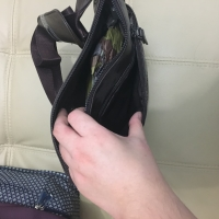 Local brand sling bag man