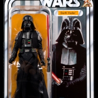 STAR WARS 40th Anniversary Edition DARTH VADER action figures