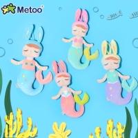 Boneka metoo angela mermaid/mainan boneka angela bayi