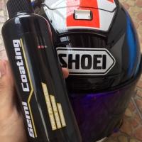 Semi Coating Sealant Helm Motor Mobil Isi 250ml Efek Daun Talas