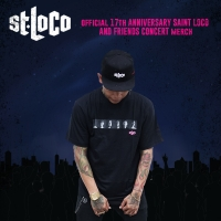 Tees St.Loco 17th Anniversary Limited Edition