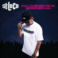 White Tees 17th anniversary Limited edition St.Loco