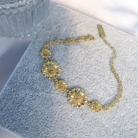 DearMe - PAULINE Bracelet (925 Sterling Silver with Gold Plated)
