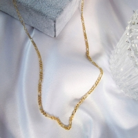 DearMe - AXEL Choker (925 Sterling Silver with Gold Plated)