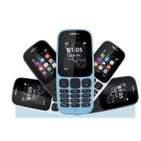 HANDPHONE NOKIA JADUL 105 / HP NOKIA 105 DUAL SIM 2017