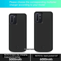 POWER CASE samsung NOTE 10 plus powercase 10+ powerbank battery case