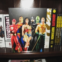 DC COMICS ABSOLUTE EDITION JUSTICE LEAGUE WORLD'S GREATEST SUPERHERO