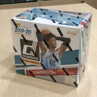 2019/20 Panini Donruss Basketball Hobby Box (Kartu Basket NBA Segel)