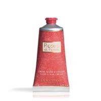 Loccitane Roses Et Reines Hand & Nail Cream 75 ml