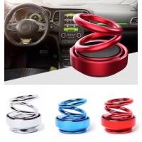 Parfum Pewangi Mobil Solar Auto Putar Ring / Double Ring Rotation
