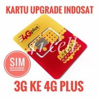 Kartu Indosat Upgrade 3G Ke 4G Perdana Im3 Ooredoo Nomor Cantik Ota