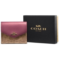 PO coach small wallet