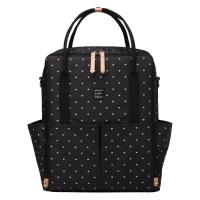 Petunia diaperbag intermix backpack - Trio