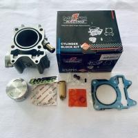 Blok Seher / Blok Bore Up Kit Moto1 Racing 61mm - Vario 150 / PCX 150