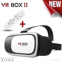 PINZY Virtual 3D Reality glasses Vr box + Remote Vr gear box gen 2.0
