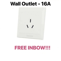 Wall Outlet m CN / Wall Socket CN 16A untuk Aqara Air Conditioning